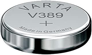 10pk Varta Watch Battery V389101111 Size 389/390 Replace V389 SR54 FAST USA SHIP