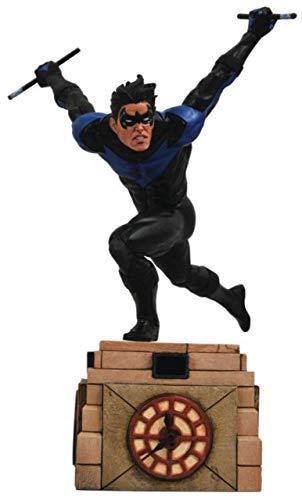 DIAMOND SELECT TOYS JUN192398 DC Gallery Nightwing Comic PVC Figure, Various