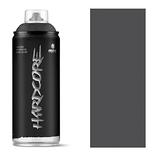 PINTURA HARDCORE GRIS ANTRACITA SPRAY 400 ML