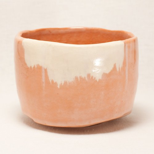 Review Of Koetsu ' Kaga Koetsu ' copy red music tea bowl