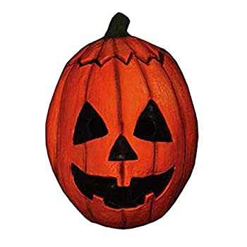 Trick or Treat Studios Men s Halloween III-Pumpkin Mask Multi One Size