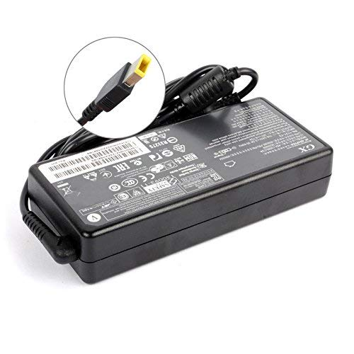 szhyon Genuine 135W 20V 6.75A square tip Laptop AC Adapter Charger compatible with Lenovo IdeaPad Y50 ADL135NDC3A 36200605 45N0361 45N0501 Y50-70-40 t540p