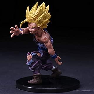 SWEETDAY 12cm Anime Dragon Ball Z Super Saiyan Son Gohan Action Figures Master Stars Piece Dragonball Figurine Collectible Model Toy