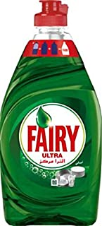Fairy Ultra Dishwashing Liquid, Original - 450 ml