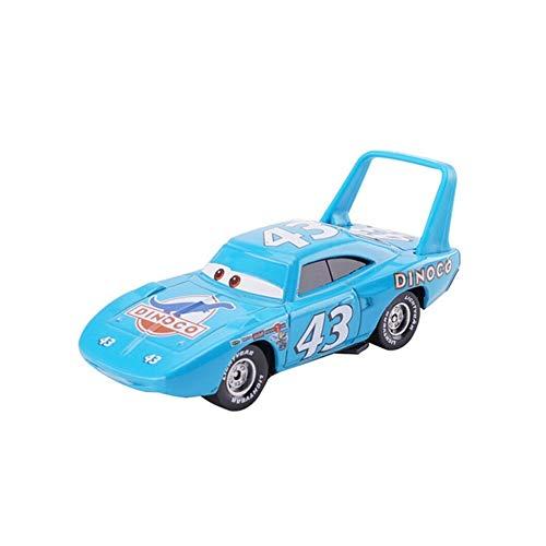 JXDD Instructor Racing Collection Series Lightning McQueen Jackson Storm Ramirez 1:55 Die-Casting Metal Alloy Toy Car Model Children's Gift W-20-8-06 (Color : Cruz Ramirez 3.0)