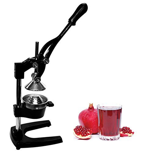Pomegranate Juicer Commercial Grade Pomegranate and Citrus Manual Juice Press.