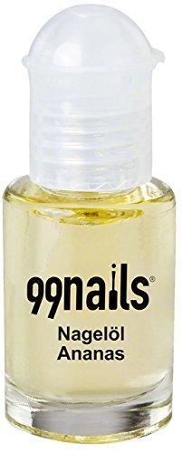 99nails Nagelöl - Ananas, 1er Pack (1 x 6 ml)