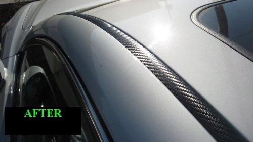 312 Motoring fits 2001-2005 Lexus IS300 is 300 Carbon Fiber ROOF Trim MOLDINGS 2PC 2002 2003 2004 01 02 03 04 05