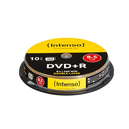 Intenso -   Double Layer DVD+R