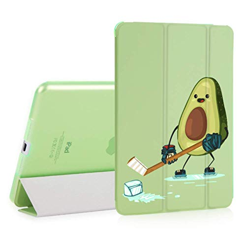 FFDD Cute Avocado Cartoon Tablet Case For iPad Air 9.7 2019 fundas PU Ultra Slim PU Plastic wake Smart Cover Case for iPad mini 5 4 3,1101417,For iPad Mini 1 2 3