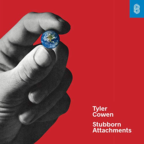 Stubborn Attachments audiobook cover art