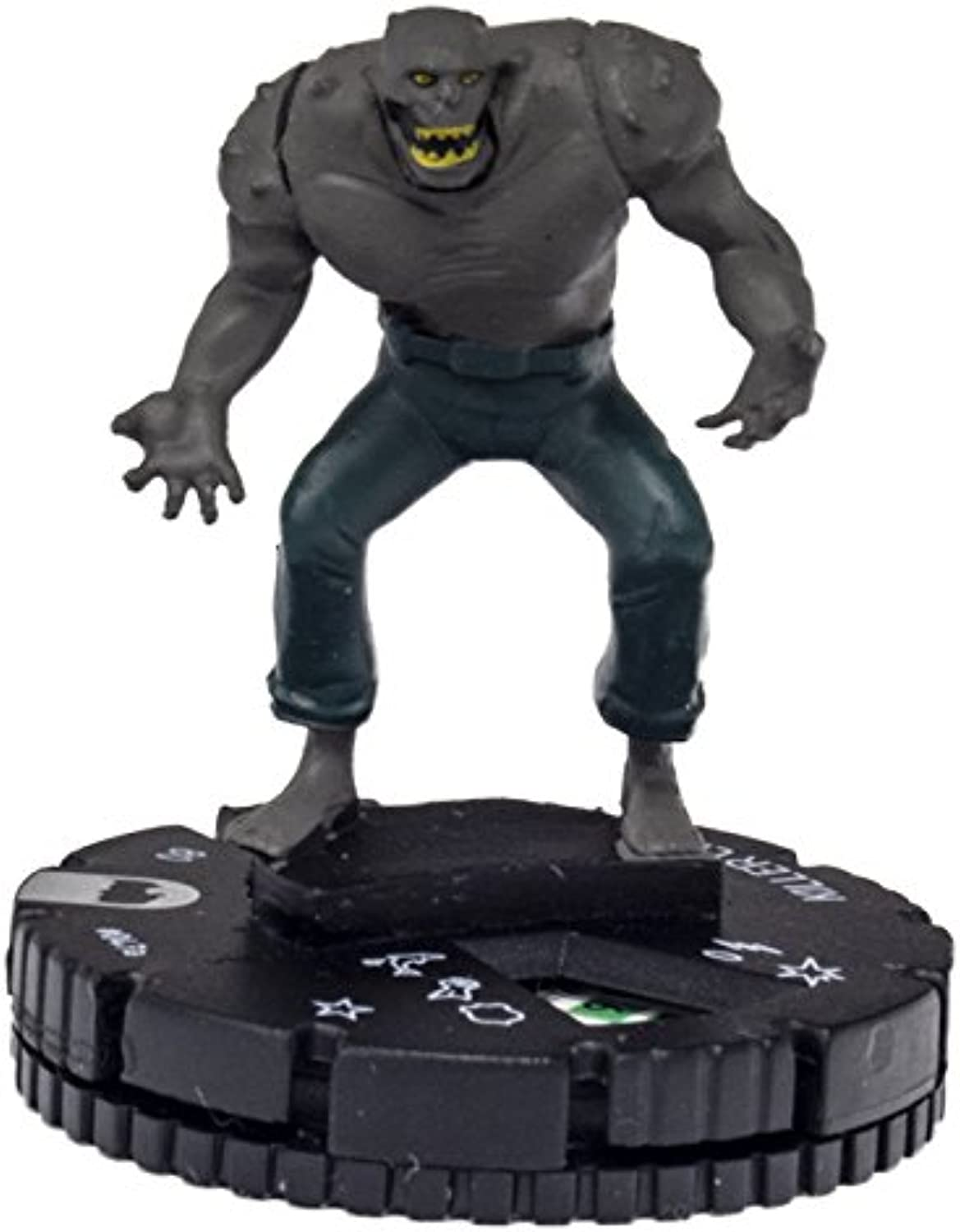DC Heroclix Batman the Animated Series  Killer Croc  047a