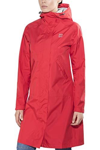 66°North Heidmork Manteau Femme, Red Modèle XS 2019 Veste