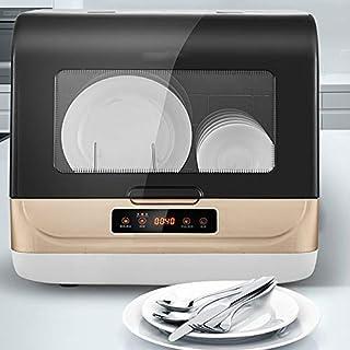 WZLJW Lavavajillas Sall Diseño DishAshers Mini Capaz Top DishAsher wit3 SArAshing Modos, porable FulAutoAtic, bajo Ruido OpeAting ggsm