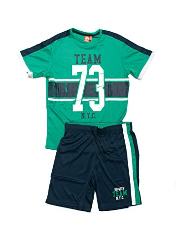 ALPHADVENTURE Go&Win Conjunto Deportivo Nitro Jr Niño Verde 12 años