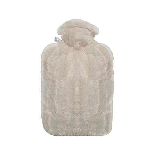 Hugo Frosch Wärmflasche, Weiß, 2 Liter