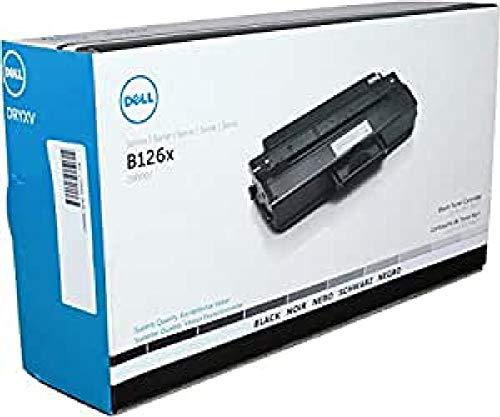 Dell B126x DRYXV- Cartucho de tóner, color negro