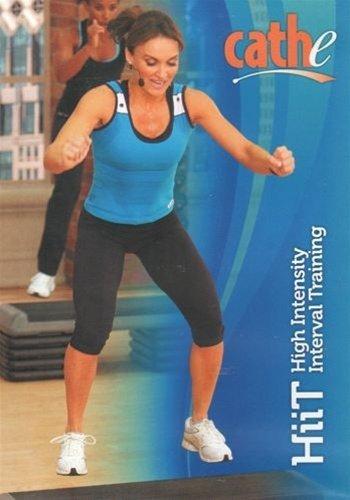 Cathe Friedrich Shock Cardio Hiit DVD - High Intensity Interval Training - Region 0 Worldwide