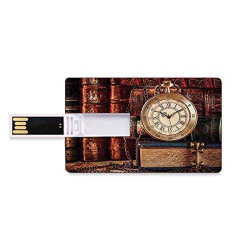 8 GB Unidades flash USB flash Antiguo Forma de tarjeta de cr