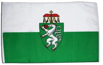 Flaggenfritze Flagge/Fahne Österreich Steiermark + gratis Sticker