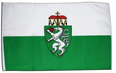 Fahne Flagge Österreich Steiermark 30 x45 cm