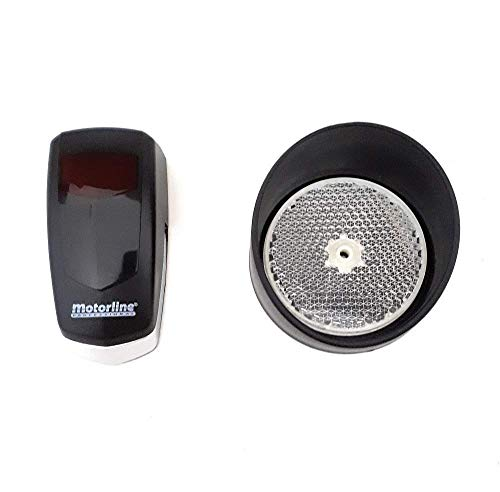 MFE fotocélula infrarroja exterior reflexiva de la fotocélula de Motorline Professional / Universal para cualquier tipo de puertas de garaje !!!