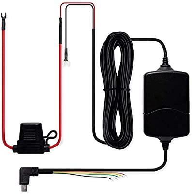 Spytec Mini USB Hardwire kit for GPS Tracker with Fuse Holder for Continuous Vehicle Tracking