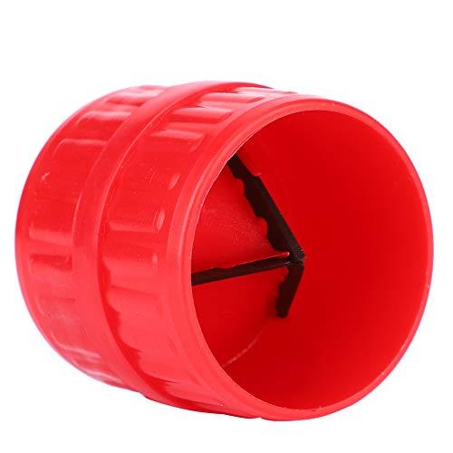 Herramienta de desbarbado de tubos, práctico escariador de tubos, herramienta de desbarbado de ahorro de tiempo, herramienta de escariado para desbarbado de tubos de cobre Herramienta de