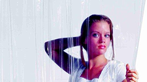 GRUND Duschvorhang CHIARO 120x200 cm transparent