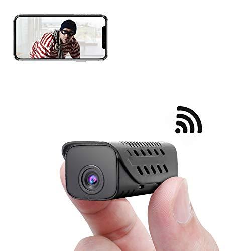 Ruttru Indoor Hidden Spy Camera for Home