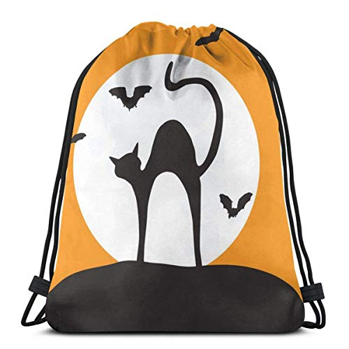 VFBGF Kordelzugtaschen Einkaufstaschen und Einkaufskörbe Wiederverwendbare Einkaufstaschen Sporttaschen Sporttaschen Freizeitrucksäcke Space Bunnies Drawstring Backpack Bag Lightweight Gym Travel Yoga
