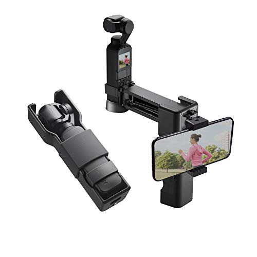 Tomat Osmo Tasche, Mini-Handheld Z-Achsen-Stabilisator Tragetasche, Smartphone-Halterung für DJI OSMO Pocket Zubehör