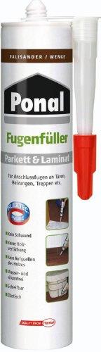 Ponal 1179862  Parkett & Laminat Fugenfüller Palisander/Wenige 280 ml