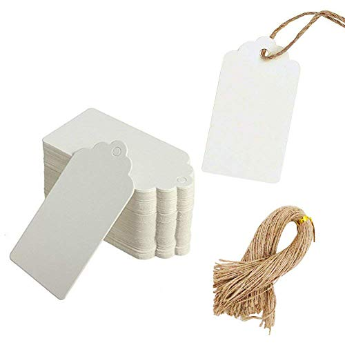 Paper Tags Gift Hang Tags with S...