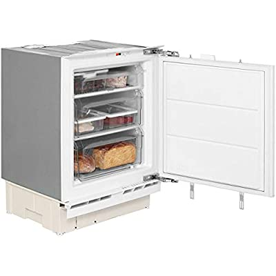 INDESIT IZA1 91 Litre Integrated Under Counter Freezer A+ Energy Rating 60cm Wide - White