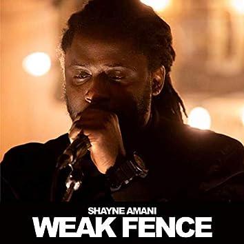 Weak Fence