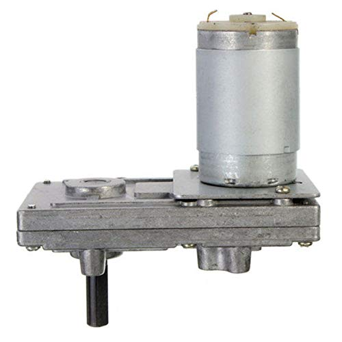 Timetided TAKANAWA 555 Motor de Engranajes de Metal 12V-24V DC Motor de Engranajes