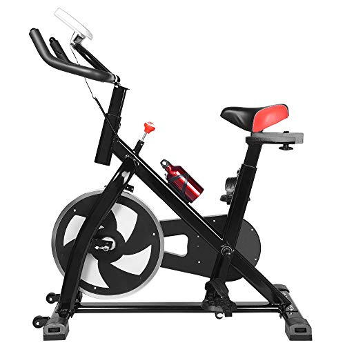 Celendi Indoor Cycling Bike, Exercise Bike Bicycle Fitness Equipment...
