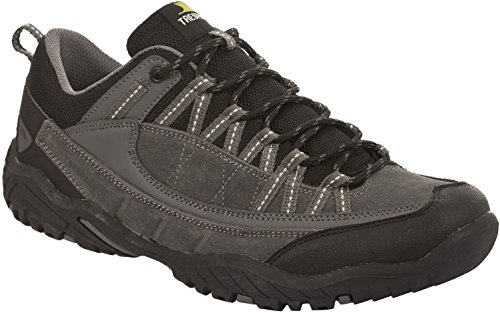 Trespass Herren Taiga Walkingschuhe (40 EU) (Grau)