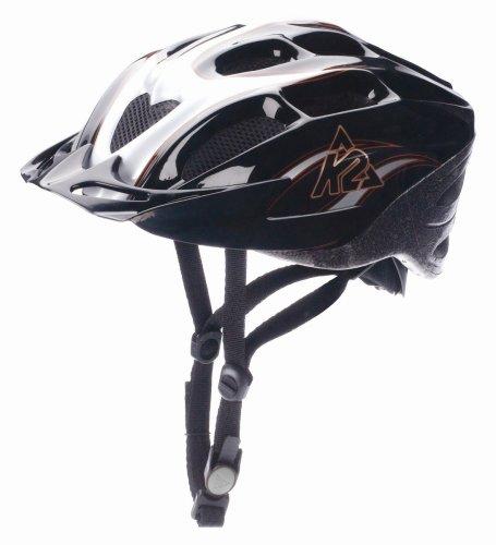 K2 Exo Fahrradhelm, Schwarz, Größe M (54–58 cm)