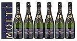Moet & Chandon Nectar Imperial Champagne Demi - Sec [ 6 BOTELLAS x 750ml ]