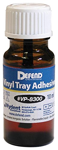 Mydent VP-8300 Vinyl Tray Adhesive with Applicator