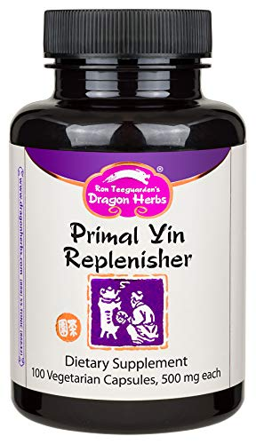 Dragon Herbs Primal Yin Replenisher -- 500 mg - 100 capsules