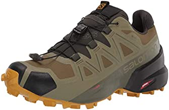Salomon mens Speedcross 5 Gtx,Martini Olive,11