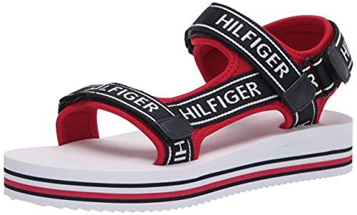 Tommy Hilfiger Women's NURII Flat S…