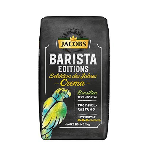 Jacobs Kaffeebohnen Barista Editions Selektion des Jahres (aus Brasilien), Bohnenkaffee, 1 kg