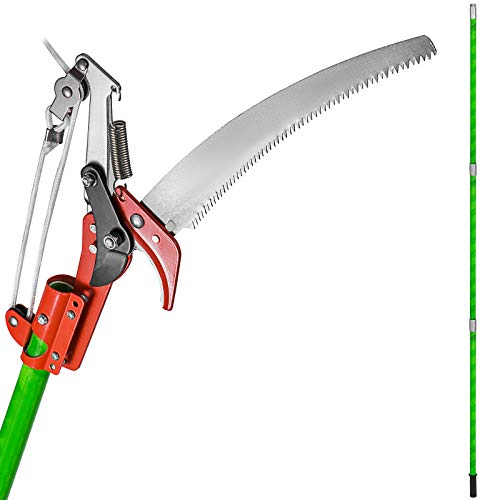 Happybuy Extendable Tree Pole Pruner