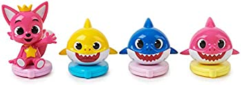 4-Pack WowWee Pinkfong Baby Shark Official Surfers