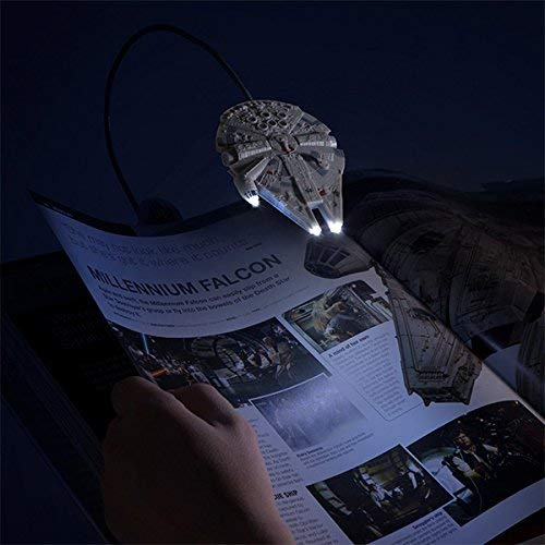 STAR WARS Millennium Falcon Book Light