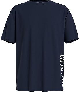 Calvin Klein Men's T-Shirt KM0KKM00604 Black Iris